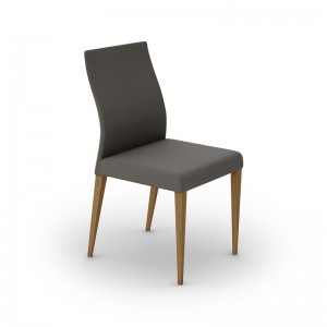 Dali chair low backrest